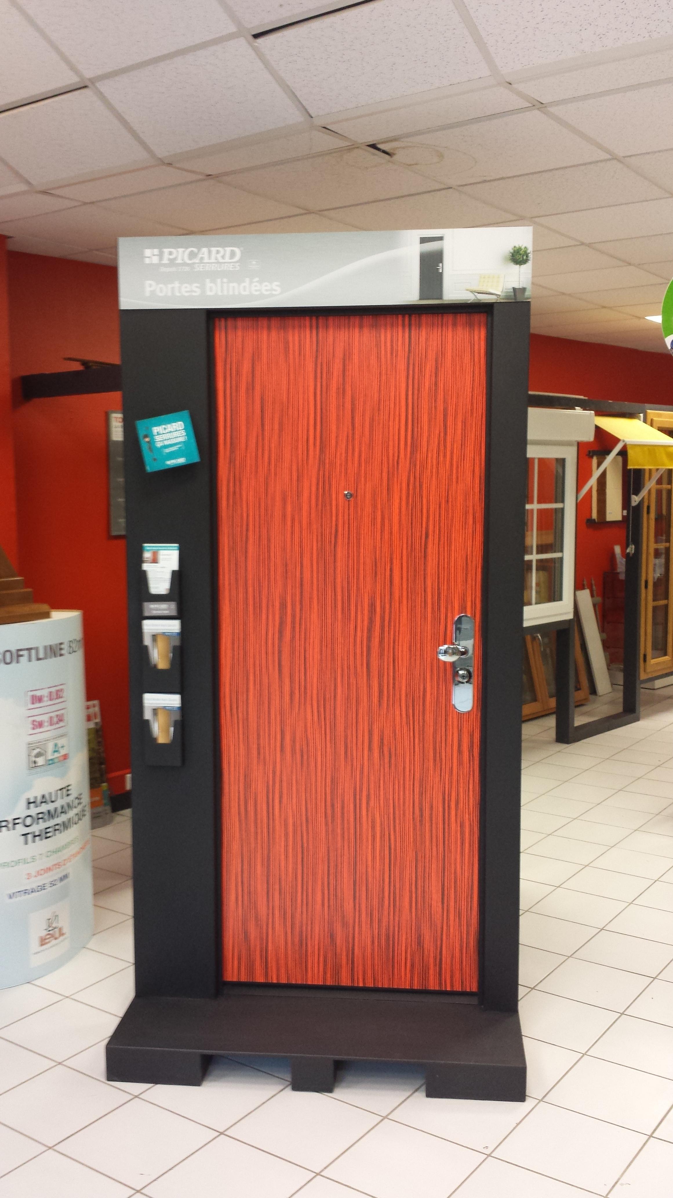 Spectacular Porte Picard Techniques Kvazarinfo - Porte placard coulissante jumelé avec porte blindée a2p bp3 prix